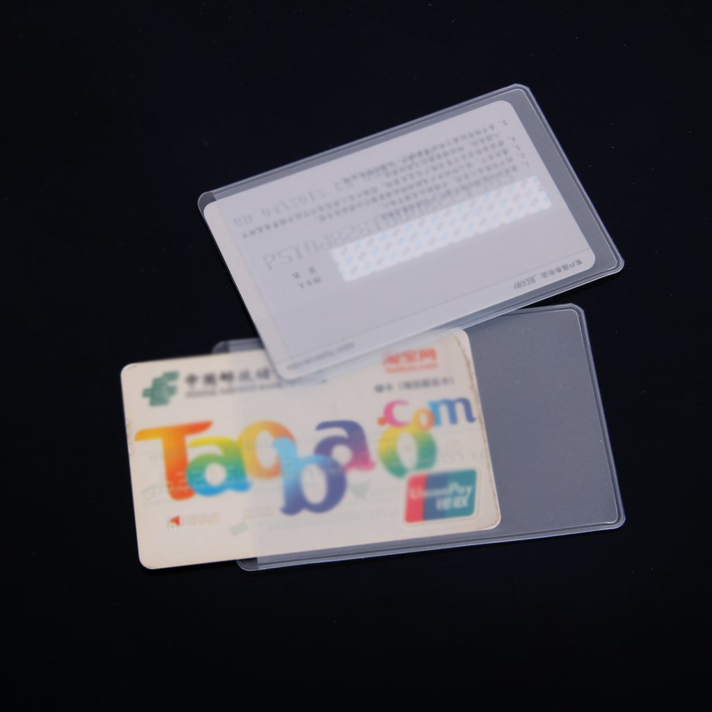 Business Card Sleeve | Unlimitedgamers.co