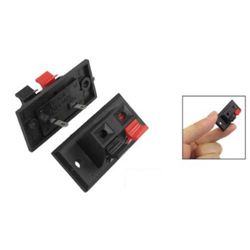 MA 10x Einzelne Zeile 2-Pin Schalter Schieben Lautsprecher ...