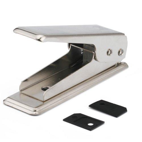 Micro SIM Cutter Cutter, Converter mit 2 SIM Adapter MA