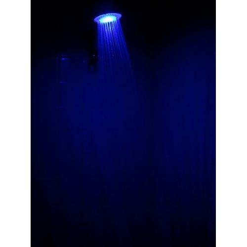 7 farbe led licht duschkopf badezimmer duschkoepfe de ebay