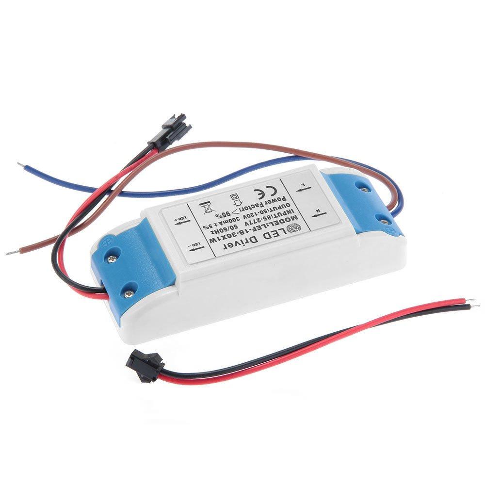 LED Driver 18-36W Transformer Driver DC 50-120V AC 85-277V