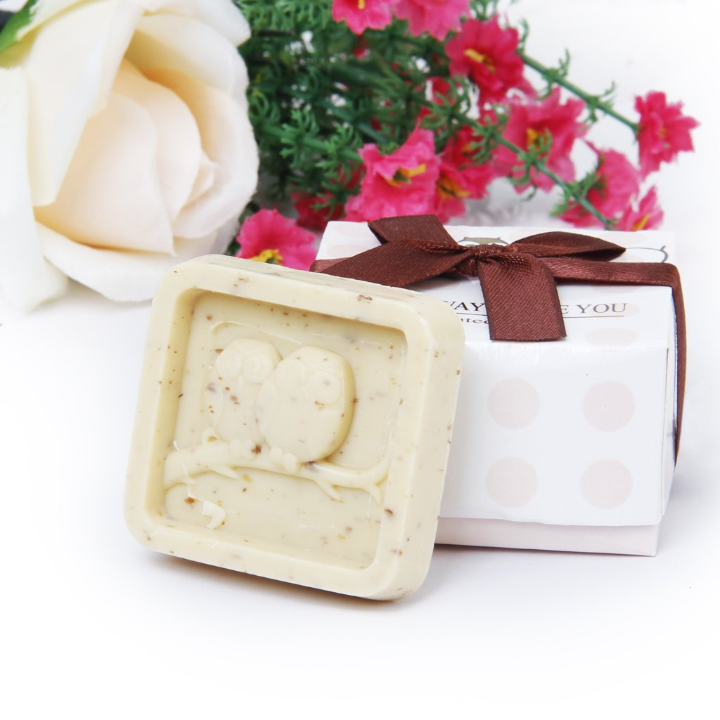 Wedding Favors Owl Always Love You Scented Soap Gift N3 ...