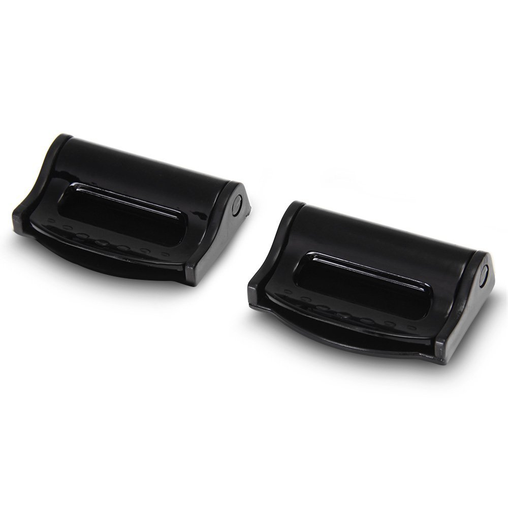 2pcs clip de fixation pour ceinture de securite reglable en voiture c1a7 ebay. Black Bedroom Furniture Sets. Home Design Ideas