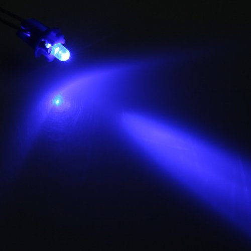 10x Ampoule Led Compteur Tableau De Bord B8 5d T5 Lampe Avec Support