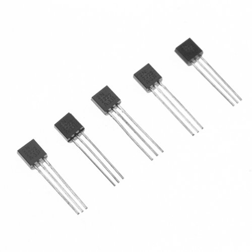 100 Pieces TO-92 NPN 40V 0.8A Transistor WT 2