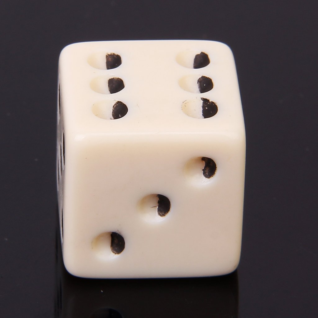 how to make trick dice