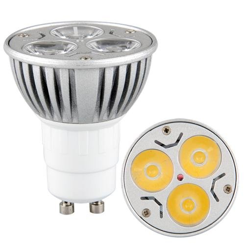 gu10 lampe ampoule bulb a 3 led blanc chaud 3w 5 watts 12v wt ebay. Black Bedroom Furniture Sets. Home Design Ideas