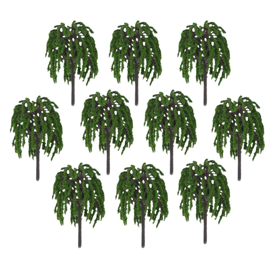 10 stueck landschaft zug modell weiden massstab 1 75 100 j5 ebay. Black Bedroom Furniture Sets. Home Design Ideas