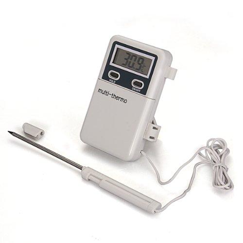 Thermometre de cuisson numerique sonde temperature cuisine - Thermometre cuisine sonde ...