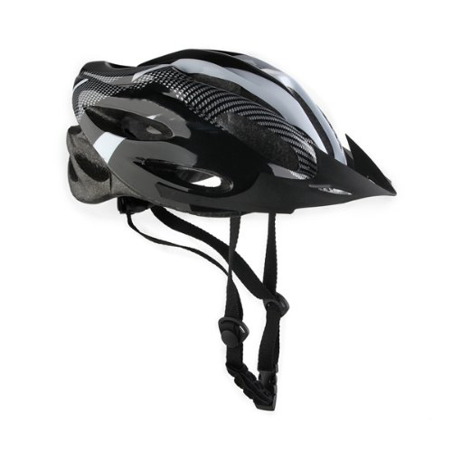 Black Bicycle Helmet Mountain Bike Helmet for Men Women Youth NEW ED