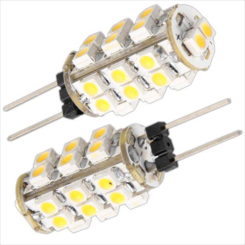10x g4 dcue2v 26 smd led strahler leuchte birnen warmweiss. Black Bedroom Furniture Sets. Home Design Ideas