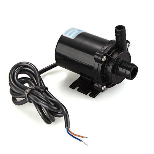 Pompe a eau moteur sans brosse 12v 460l h pour fontaine piscine bassin wt eur 10 72 picclick fr - Pompe a eau 12v ...