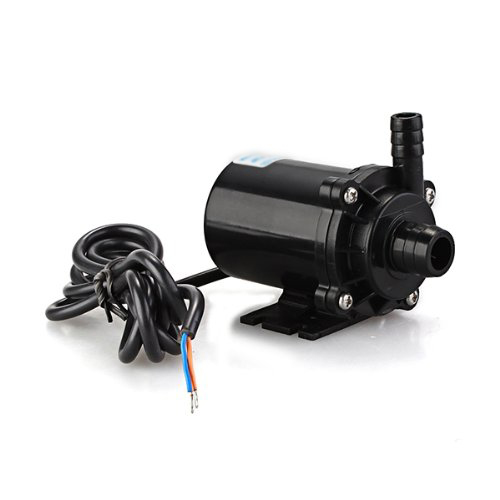 W6 12v 960ma dc fountain submersible brushless motor water for Dc motor water pump