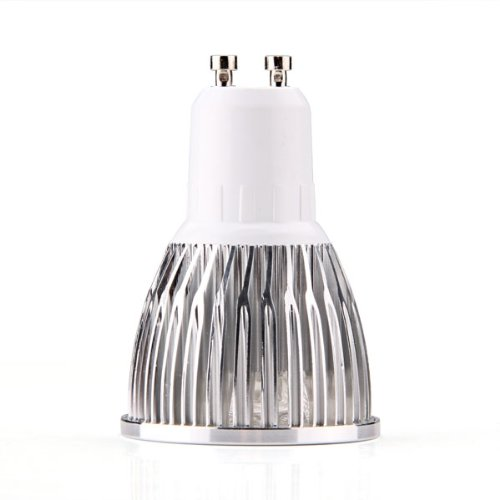 10x gu10 3 led lampe high power strahler spotlicht dimmbar 6w weiss 240v i3y3 ebay. Black Bedroom Furniture Sets. Home Design Ideas