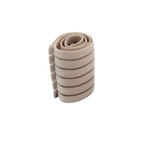 synthetisches gummi armband elastische baumwollfaser beige handgelenk de ebay. Black Bedroom Furniture Sets. Home Design Ideas