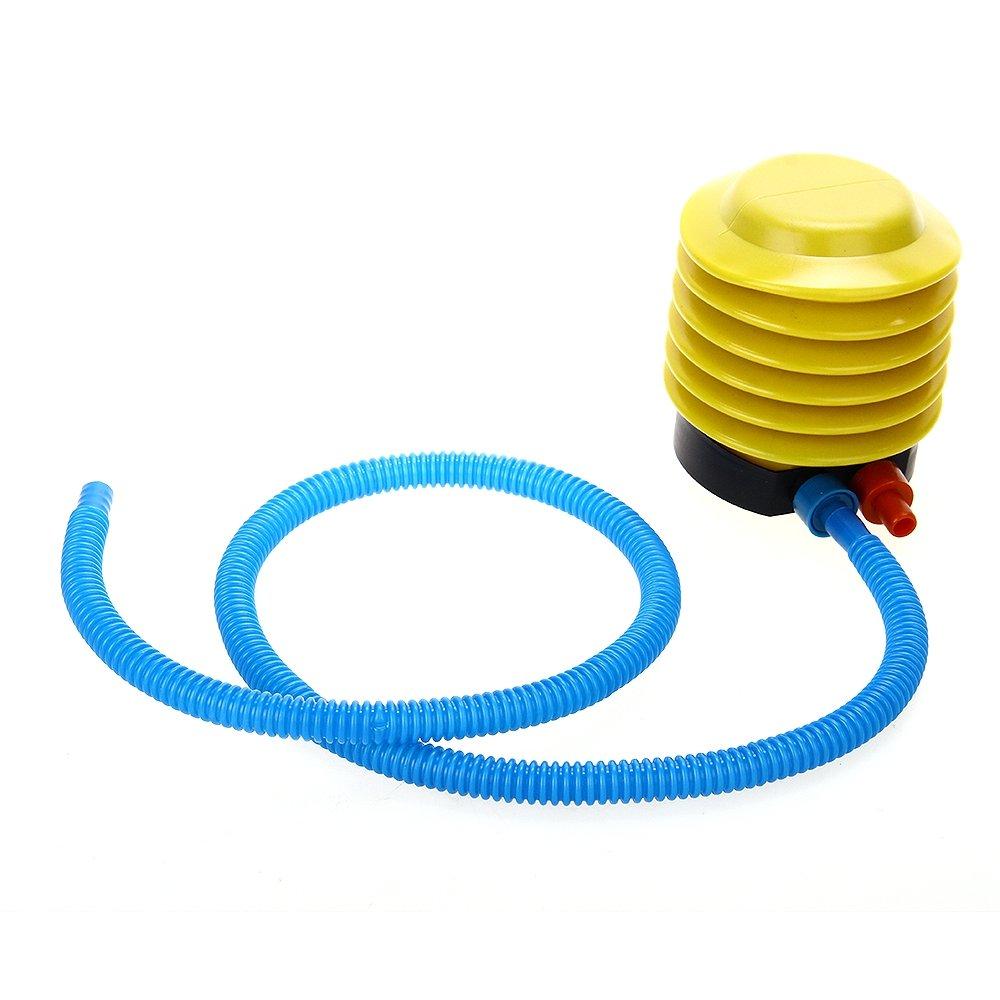 Air pompe a pied gonfleur balloon piscine anneau gonflable for Piscine portable