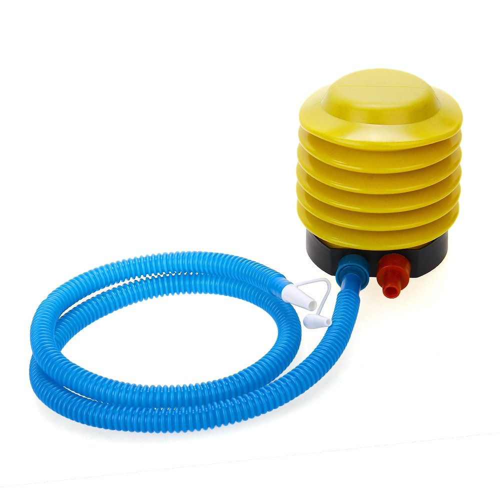 Foot Air Pump Inflator For Balloon Inflatable Toy Portable