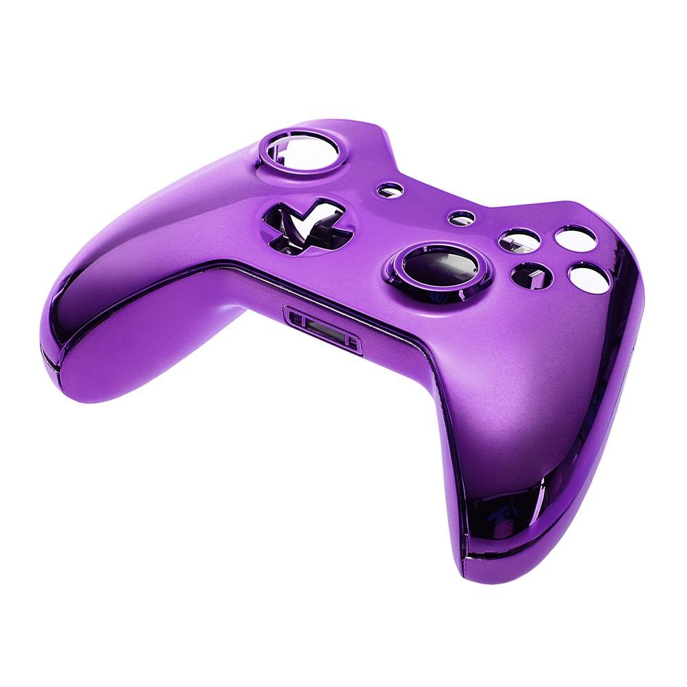 Exhibition Shell Xbox One : Purple case shell cover skin for microsoft xbox one