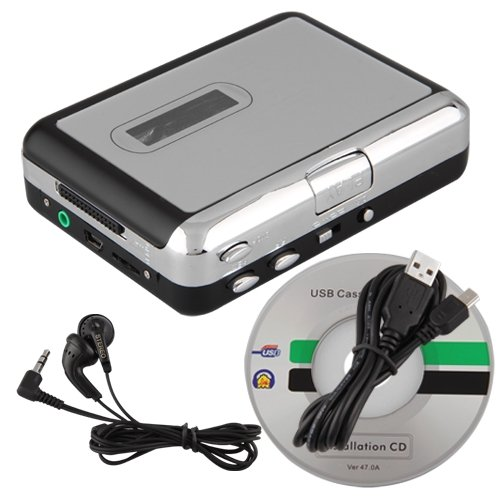 kassette zu mp3 pc umwandler konverter usb kassettenplayer de. Black Bedroom Furniture Sets. Home Design Ideas