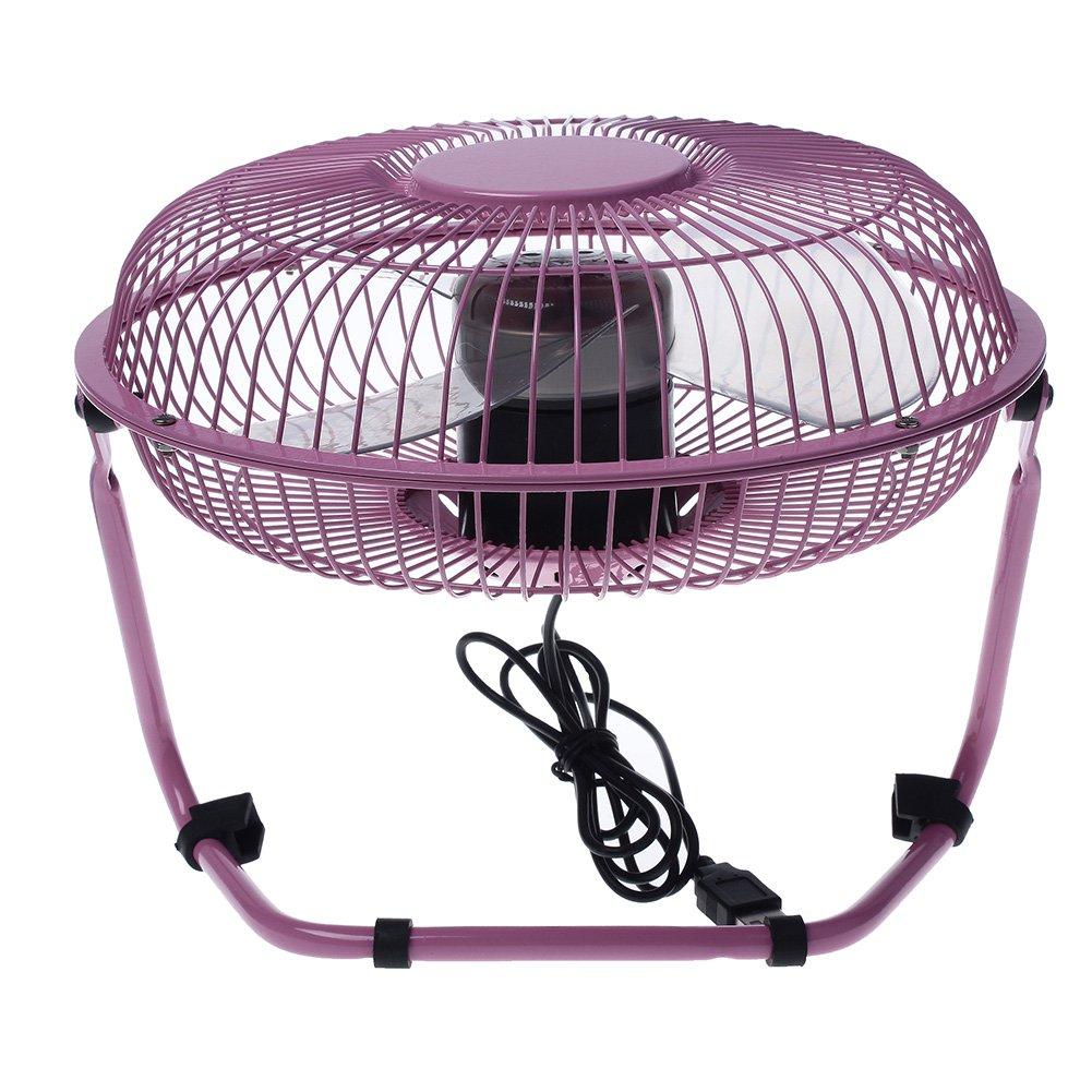2x mini ventilatore usb da tavolo angolo regolabile - Ventilatore da tavolo usb ...