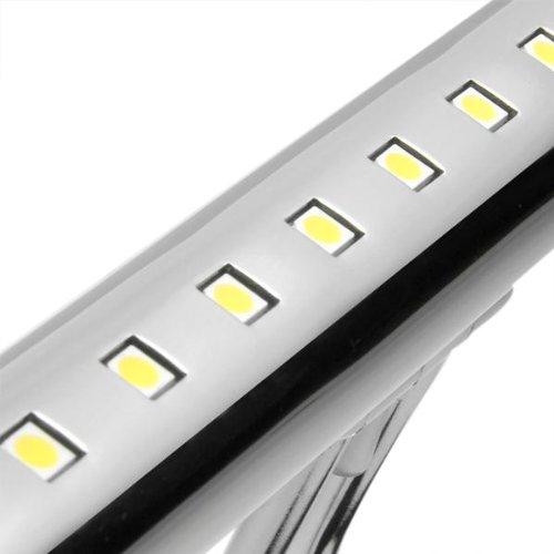 7w 30 led 5050 smd badleuchte badlampe spiegelleuchte. Black Bedroom Furniture Sets. Home Design Ideas