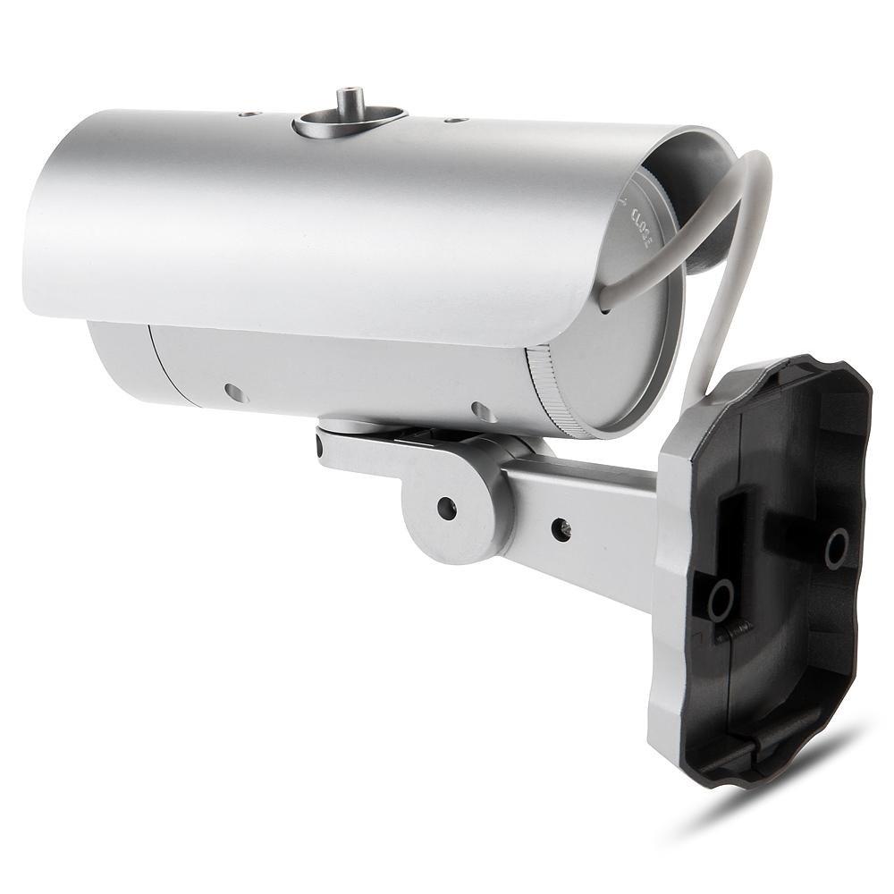 camera de surveillance factice ir 18 leds cctv faux simulation interieur y3 ebay. Black Bedroom Furniture Sets. Home Design Ideas