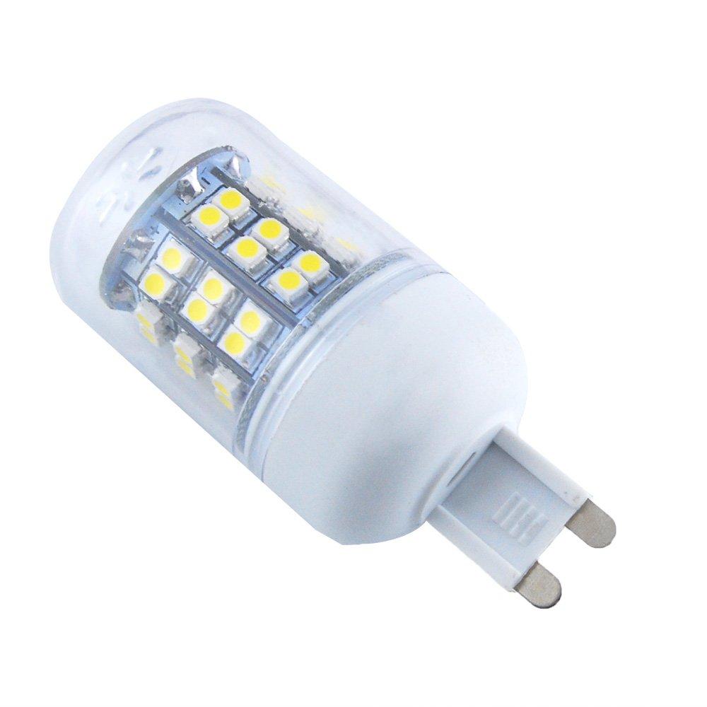 g9 40w 48 smd 3528 led 280lm corn light spotlight warm white h1 ebay. Black Bedroom Furniture Sets. Home Design Ideas