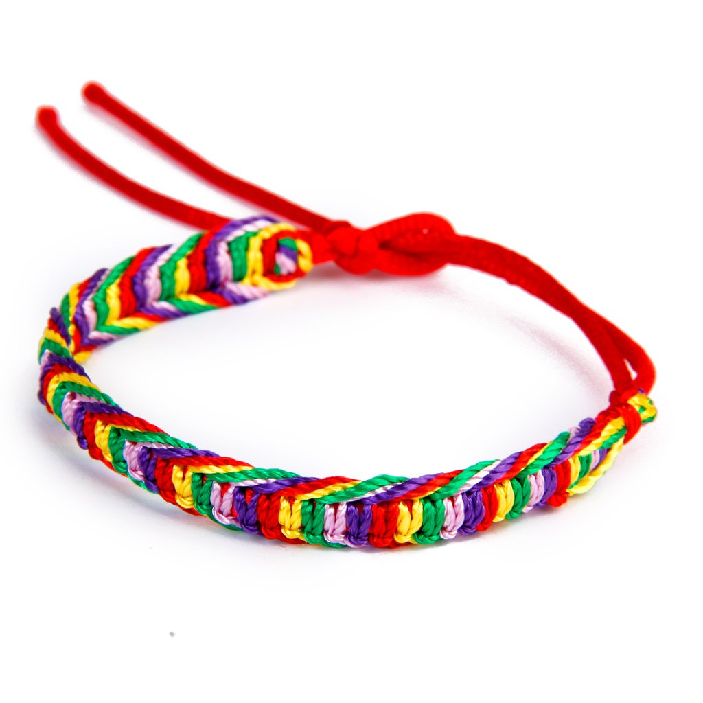 how to make handmade bracelets with threads