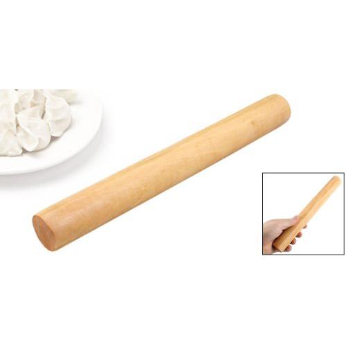 Rolling Pin Dough Wooden Flour Dough Rol...