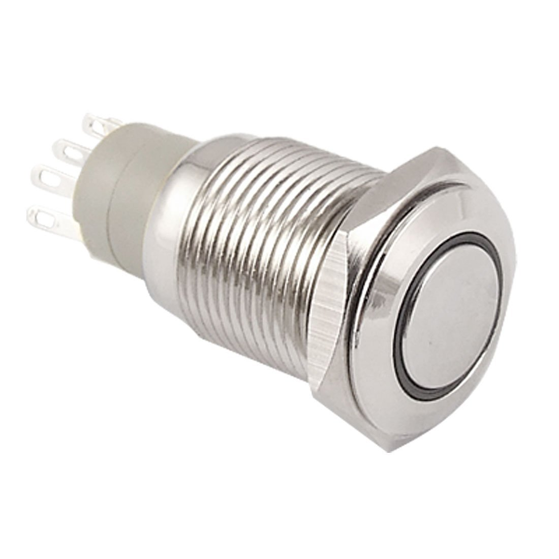 Latching Switch Related Keywords Suggestions Push Button On Off Dpdt 05a 50vdc 8x8mm Angel Eye White Led Stainless Steel