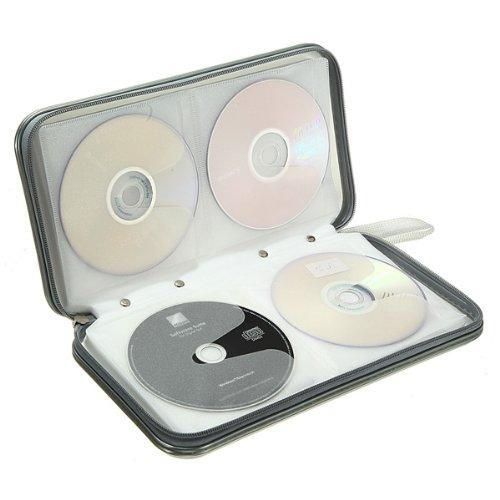classeur rangement boite pochette range 80 cd dvd sac. Black Bedroom Furniture Sets. Home Design Ideas
