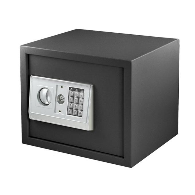 acier securise numerique grand clavier electronique coffre fort pour maison b2v9 ebay. Black Bedroom Furniture Sets. Home Design Ideas