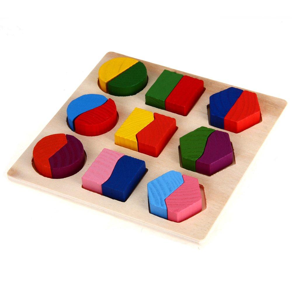 Puzzle Jouet Jeux Casse tete Educatif en Bois pour Bebe Enfant WT eBay # Jeux En Bois Pour Enfant