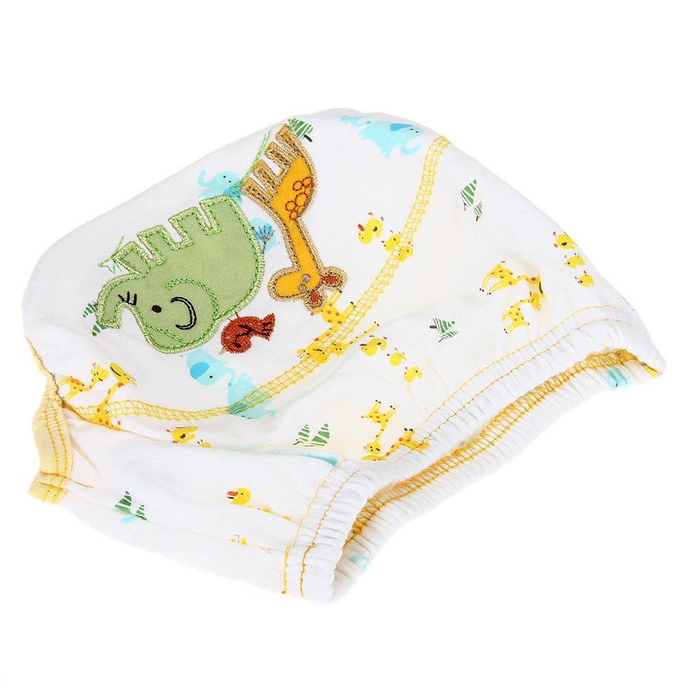 couche culotte d 39 apprentissage lavable en coton etanche elephant pour bebe ebay. Black Bedroom Furniture Sets. Home Design Ideas