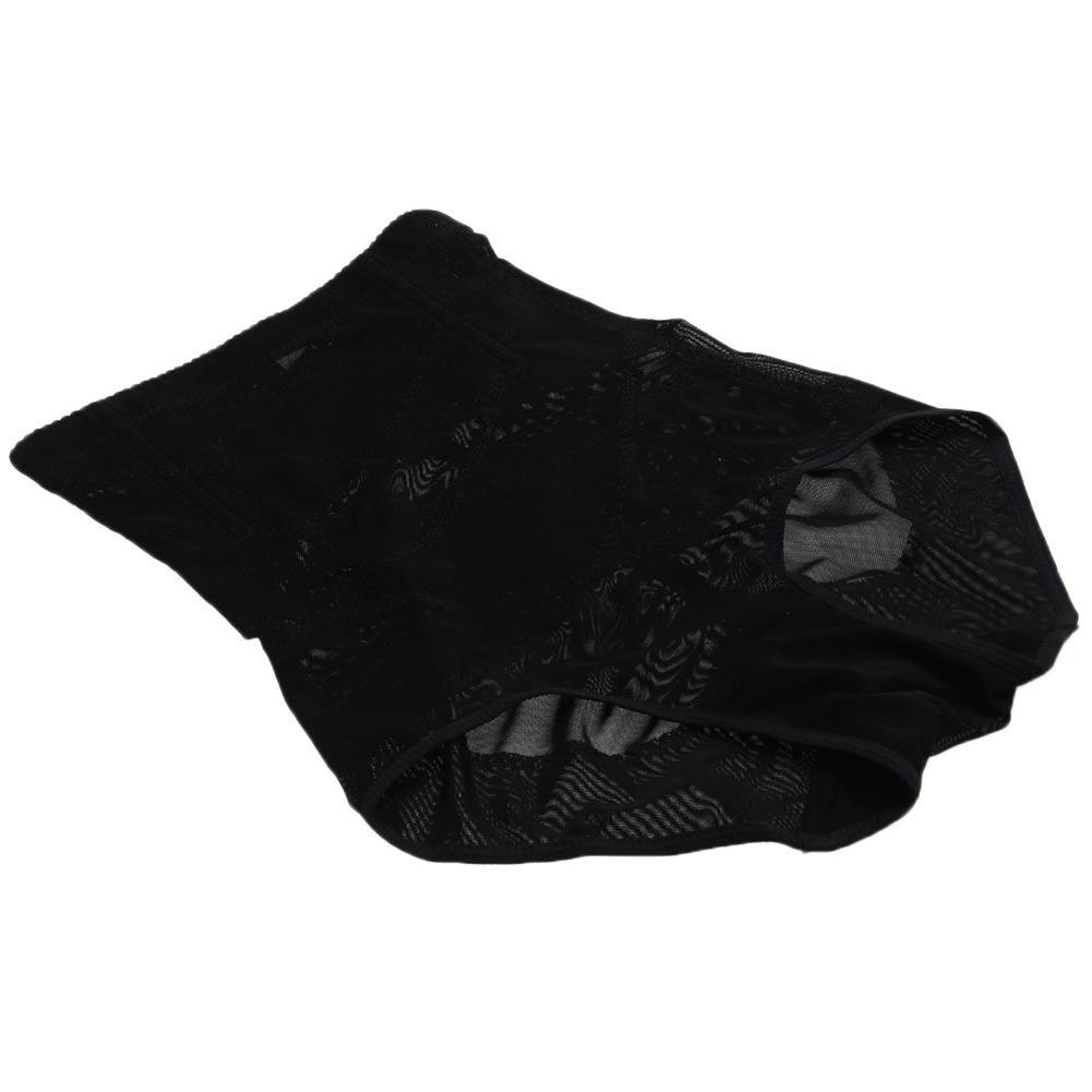 culotte gainante gaine amincissante minceur ventre plat taille l noir wt. Black Bedroom Furniture Sets. Home Design Ideas