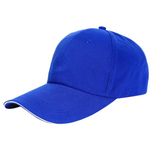 Details about Plain Baseball Cap Mens Ladies Adult Hat Summer-Royal Blue  S3L8 H0U3 S4M7 X7J3 0a7ca3af25f