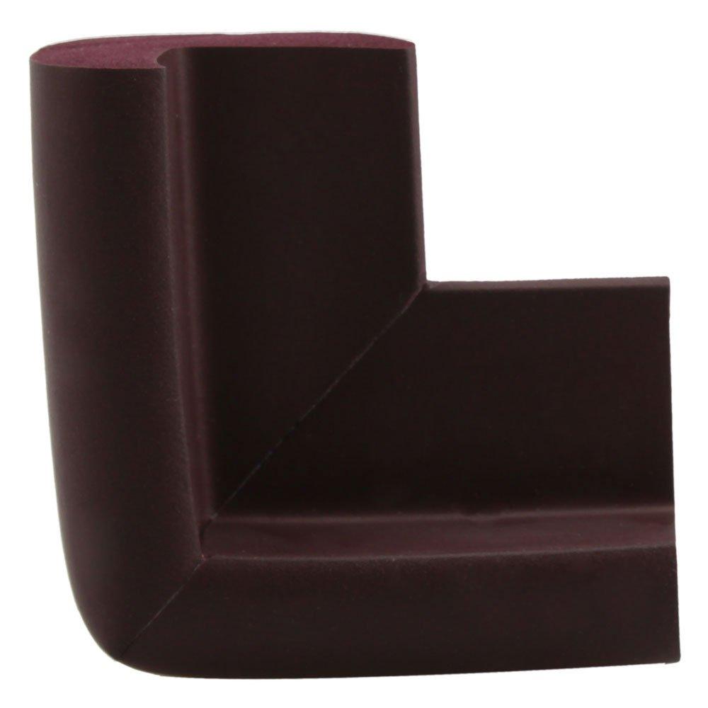 8 pack soft safe baby furniture corner guard protectors coffee lw ebay. Black Bedroom Furniture Sets. Home Design Ideas