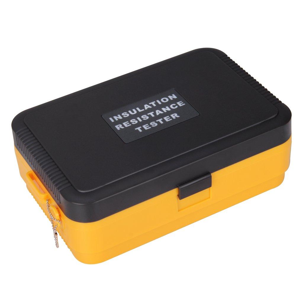 Insulation Resistance Tester : Vc b digital insulation resistance tester megger meter