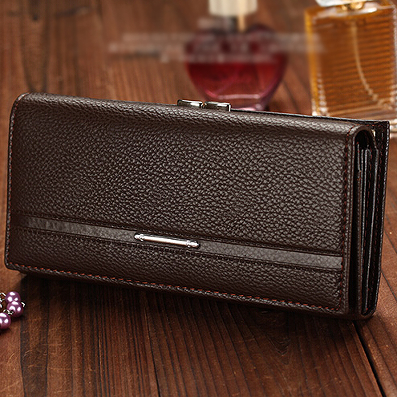 Women Wallet Clutch Long Design Clip Coin Change Purse Bag Handbag ... d917518b13514