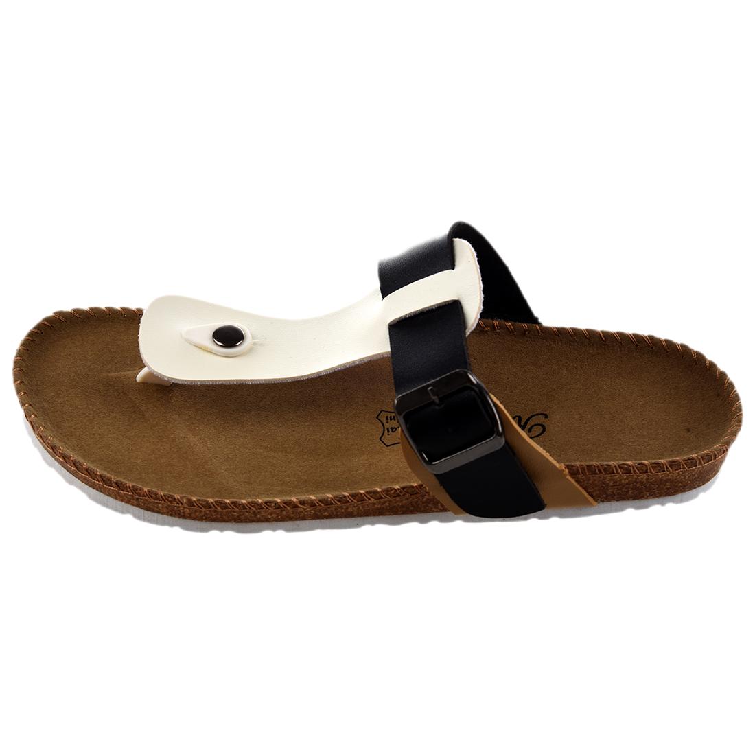 RUIZUU-Chancletas-deportivas-Sandalias-de-playa-Zapatillas-de-Mujer-Hombres-PB miniatura 3