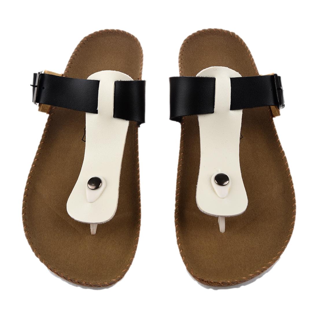 RUIZUU-Chancletas-deportivas-Sandalias-de-playa-Zapatillas-de-Mujer-Hombres-PB miniatura 6