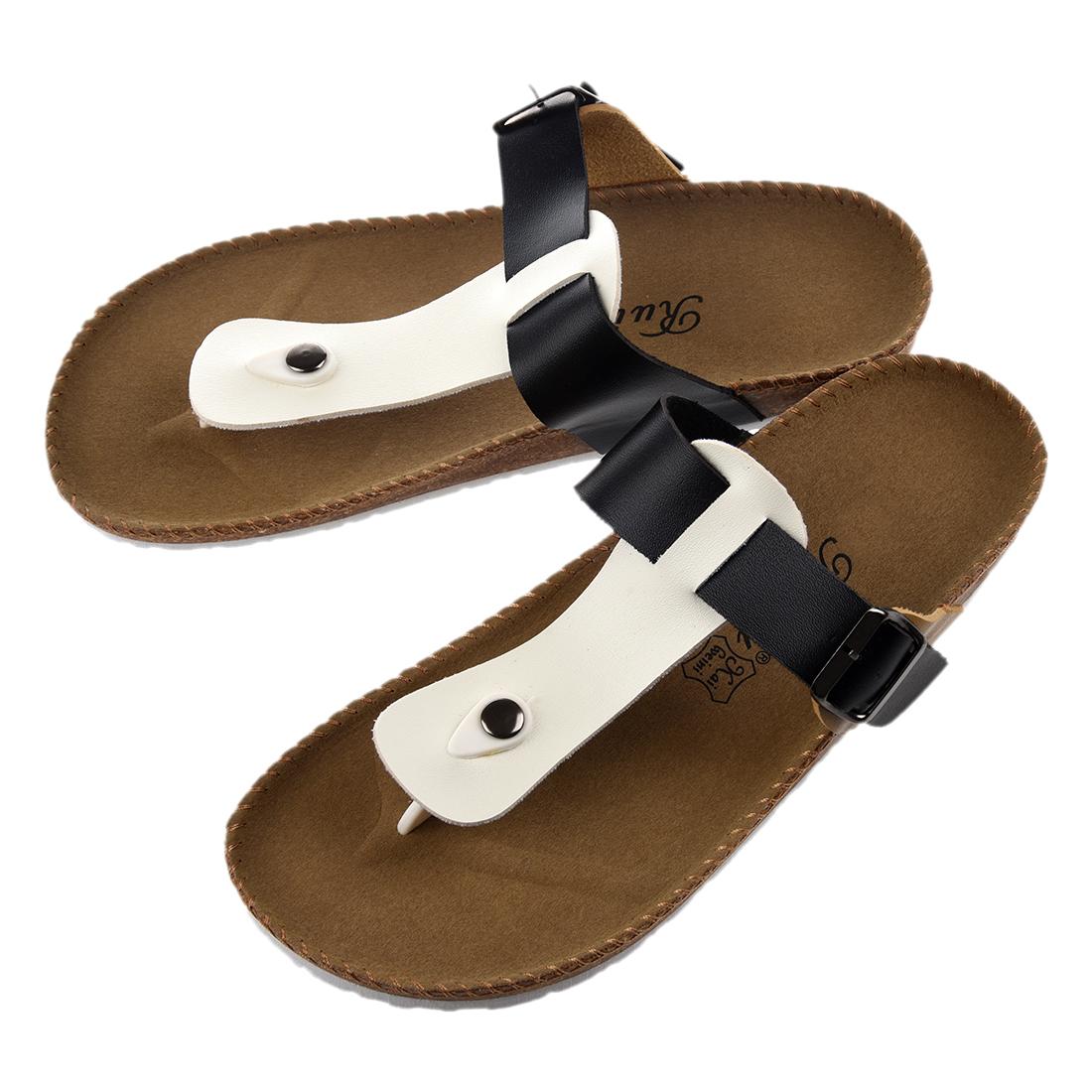 RUIZUU-Chancletas-deportivas-Sandalias-de-playa-Zapatillas-de-Mujer-Hombres-PB miniatura 7