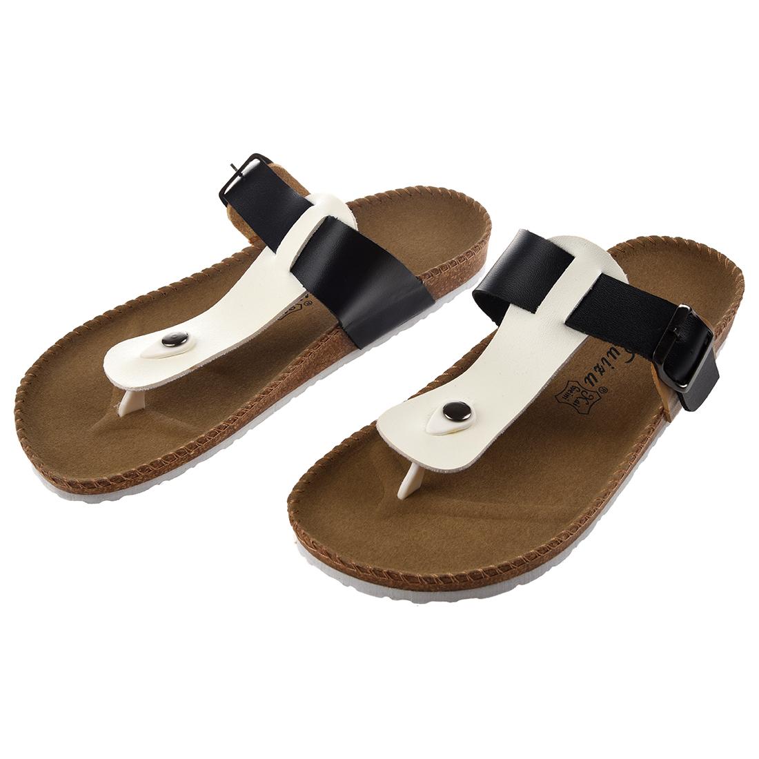RUIZUU-Chancletas-deportivas-Sandalias-de-playa-Zapatillas-de-Mujer-Hombres-PB miniatura 8