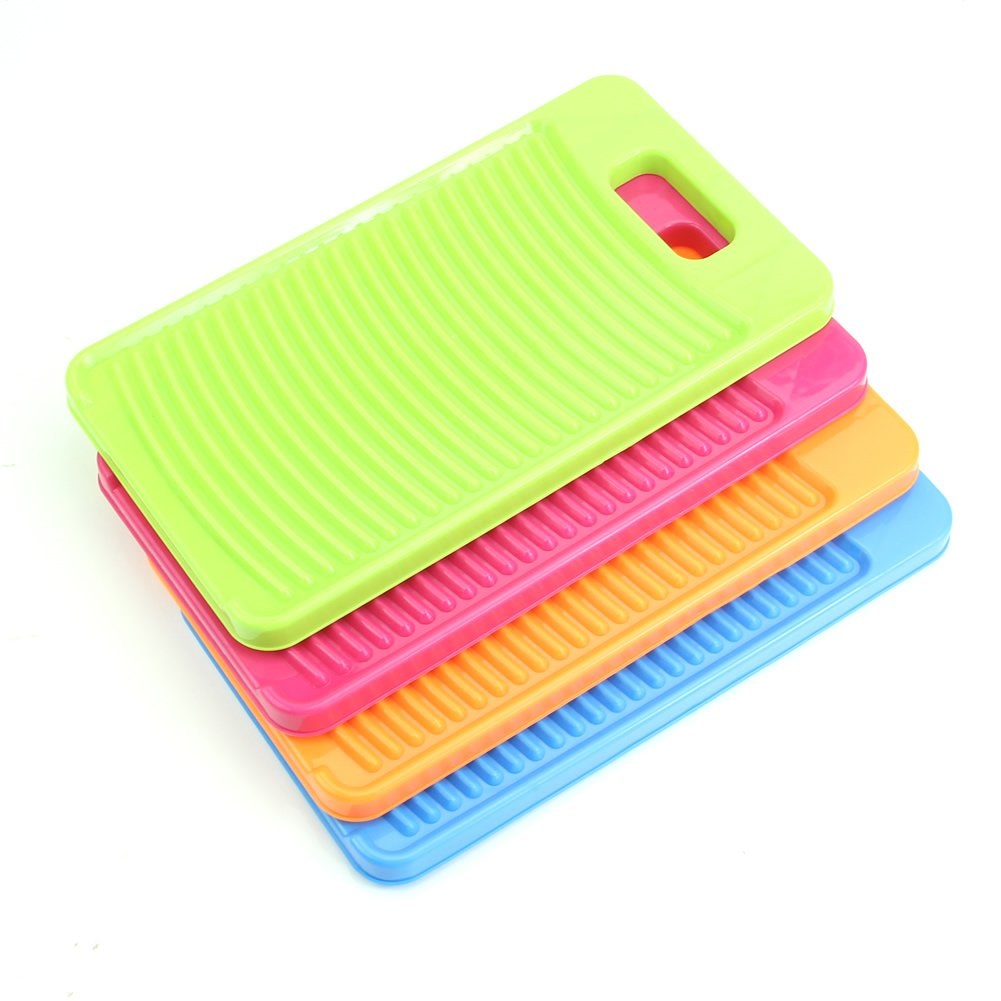 Plastic Washboard Washing Board Shirts Cleaning Laundry For Kid Clothes Hy Ebay