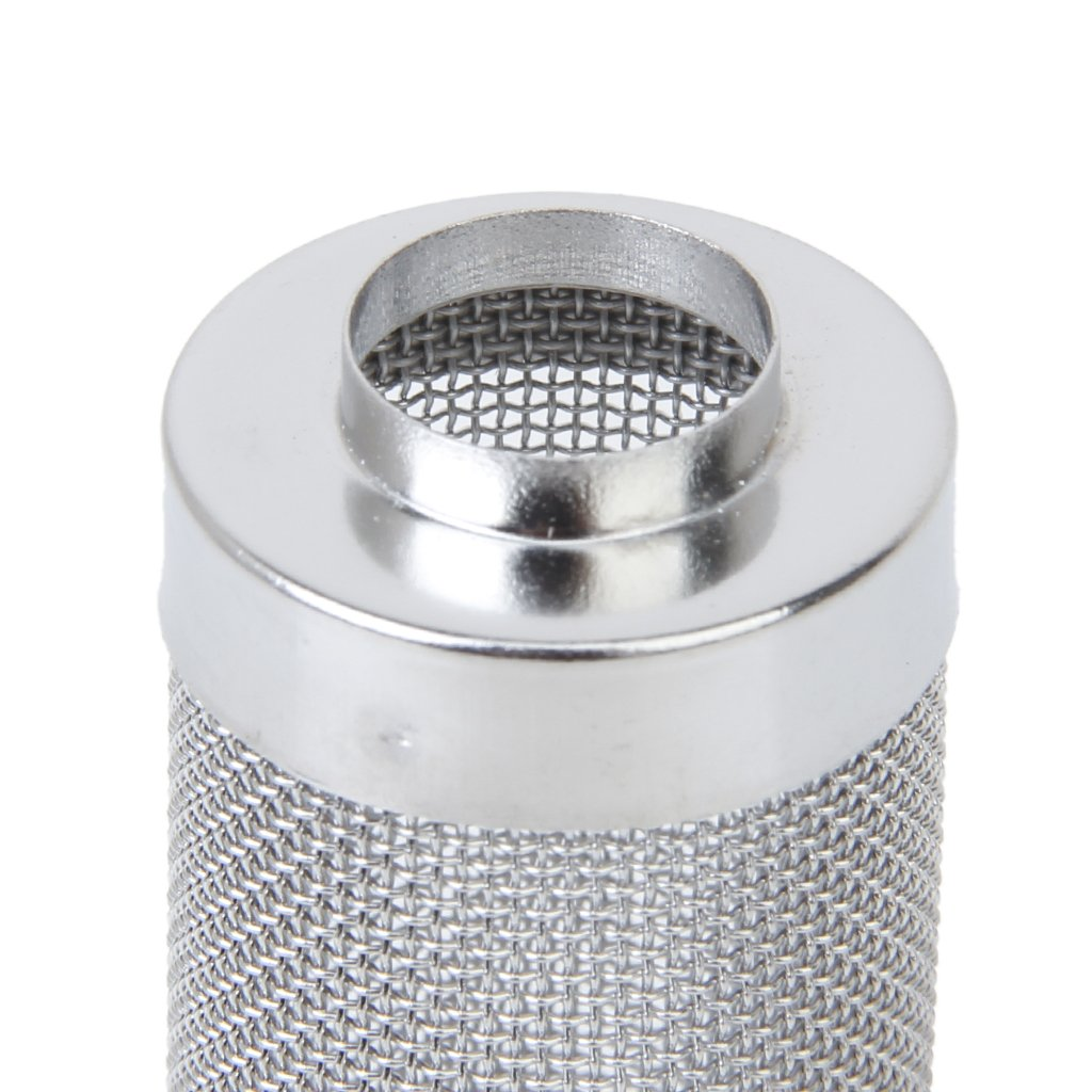 Stainless steel filter guard flow fish shrimp safe protect
