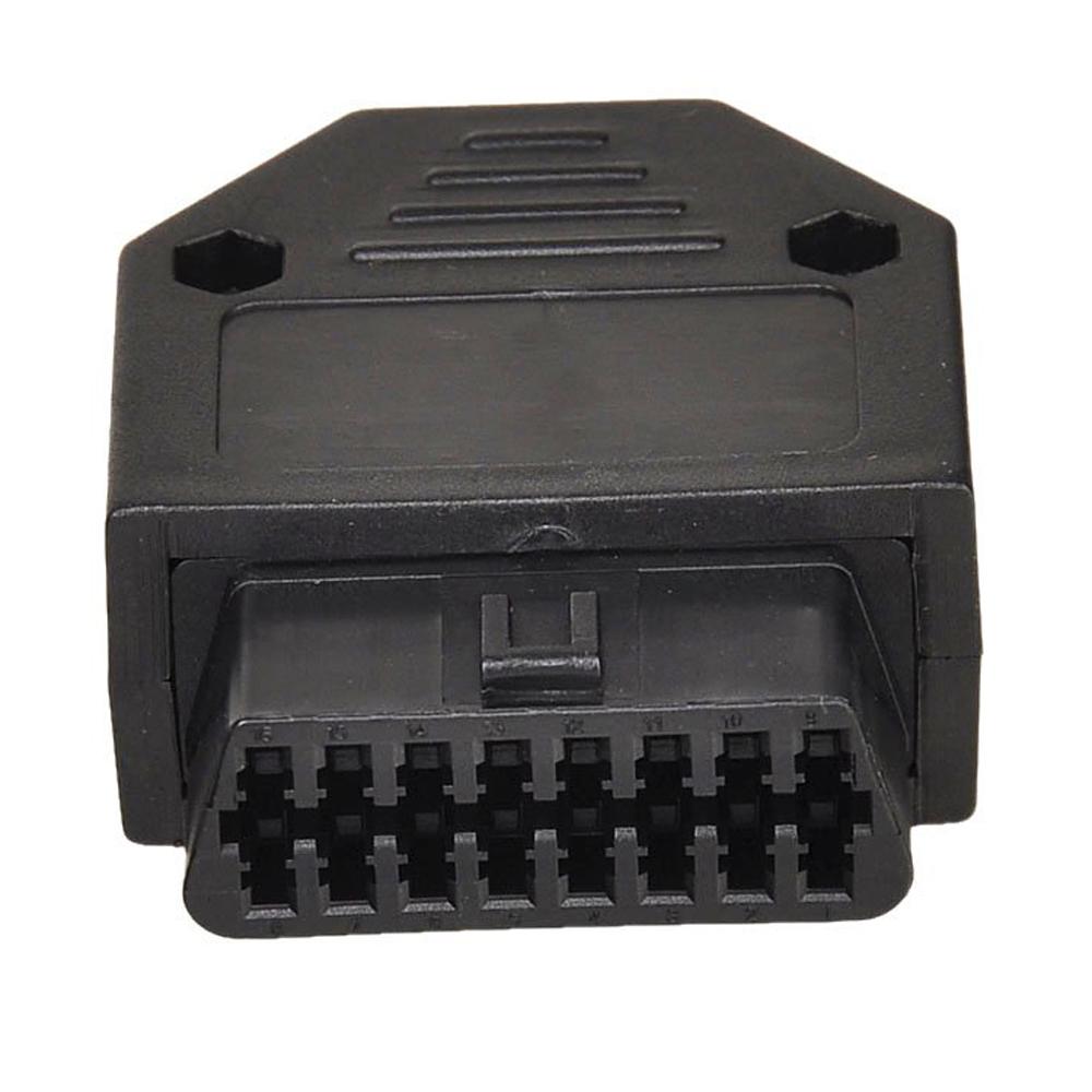 verbinder buchse diagnostic werkzeug adapter obd anschlussstecker gy ebay. Black Bedroom Furniture Sets. Home Design Ideas