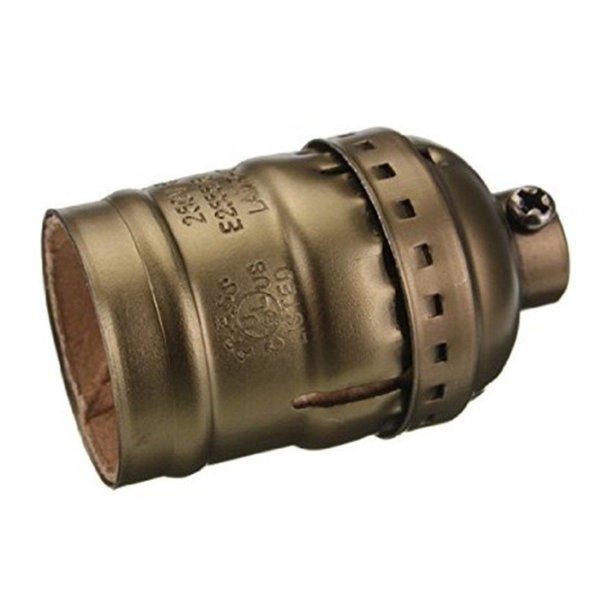 Home Edison Vintage Lamp Light Base Socket Holder Adapter