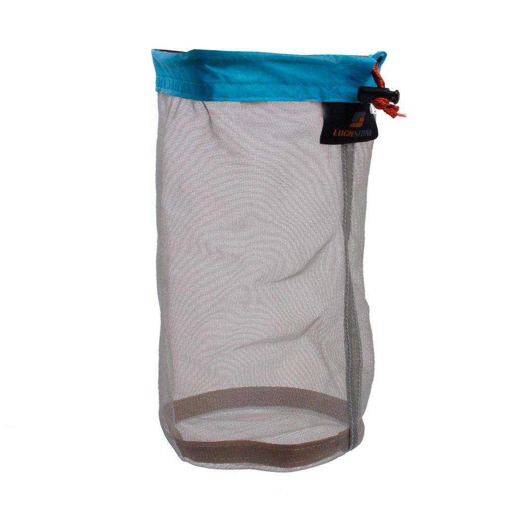 LUCKSTONE Ultra Light Stuff Sack Storage Bag for Travel Camping I2A1