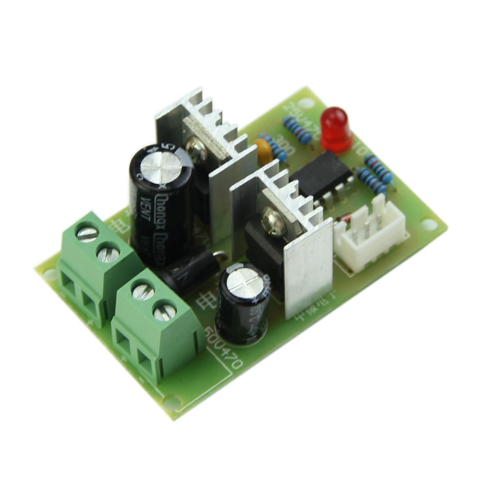 12v 24v 36v pulse width pwm dc 3a motor speed regulator for 36v dc motor controller