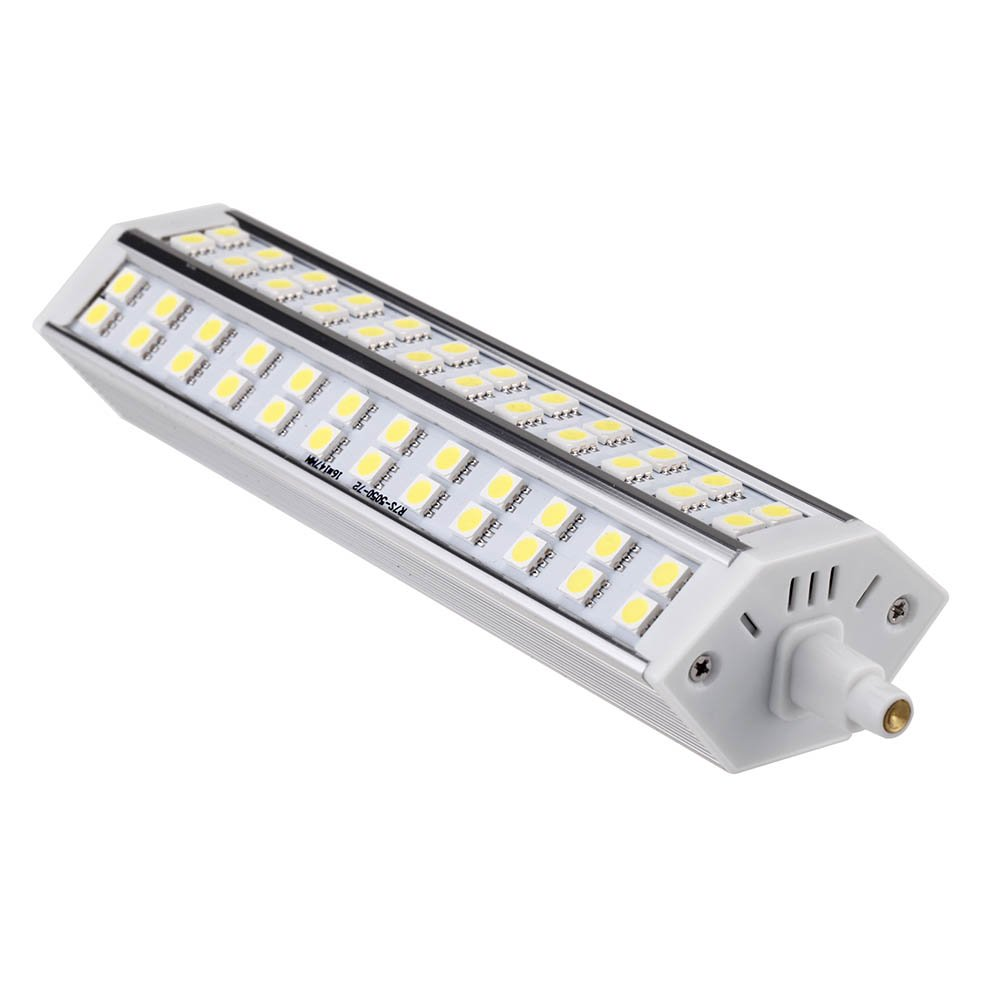 r7s 15w 72 leds 5050 smd energy saving light bulb lamp 189mm 100 240v e1j6 l6n6 ebay. Black Bedroom Furniture Sets. Home Design Ideas